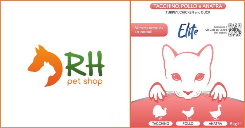 Offerta Alimento completo e bilanciato per gatti cuccioli tacchino, pollo e antara puppy
