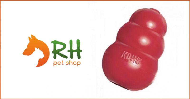 offerta vendita online gioco KONG Classic è perfetto per cani adulti