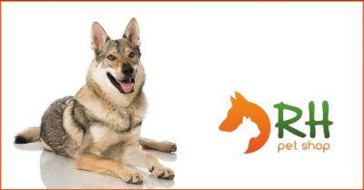 rh petshop offerta vendita alimenti per cane lupo cecoslovacco