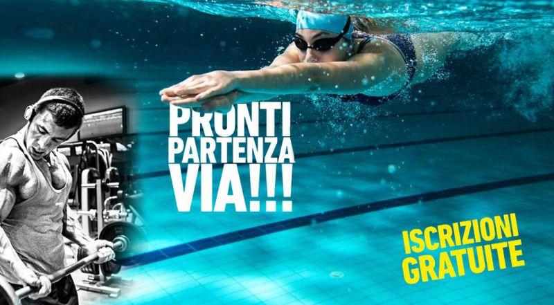 Euroitalia Fitness – offerta piscina corsi di nuoto adulti e bambini – promozione centro sportivo palestra e piscina
