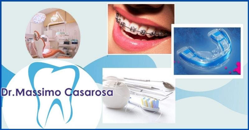 STUDIO DENTISTICO CASAROSA - offerta servizi di odontoiatria e ortodonzia Versilia