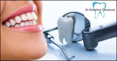 promozione odontoiatria conservativa ed endodonzia versilia studio dentistico casarosa