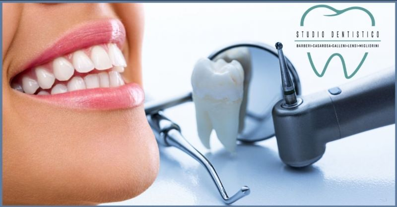 promozione Odontoiatria conservativa ed endodonzia Versilia - STUDIO DENTISTICO CASAROSA