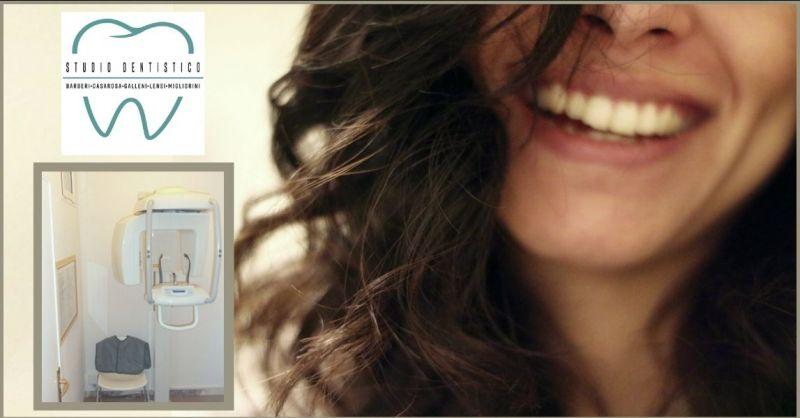 promozione apparecchiatura radiologica per panoramiche dentali Lucca - STUDIO DENTISTICO CASAROSA