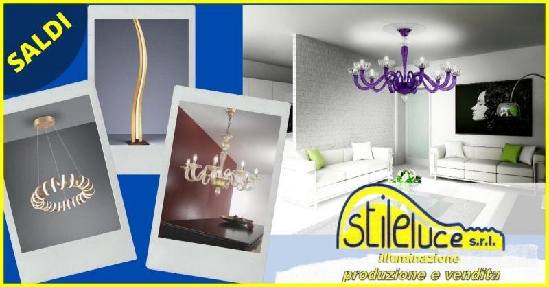 promozione vendita saldi illuminazione interne esterni Toscana – STILE LUCE
