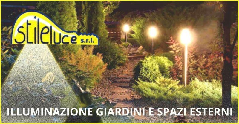 offerta illuminazione da giardino Lucca - promozione negozi illuminazione Lucca