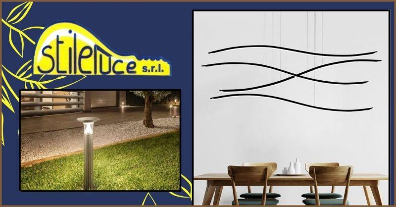 STILELUCE - promozione prodotti illuminazione arredo casa e giardino Lucca