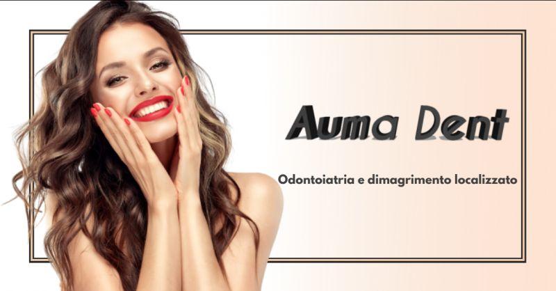 AUMA DENT offerta studio dentistico roma montesacro - occasione dimagrimento localizzato roma