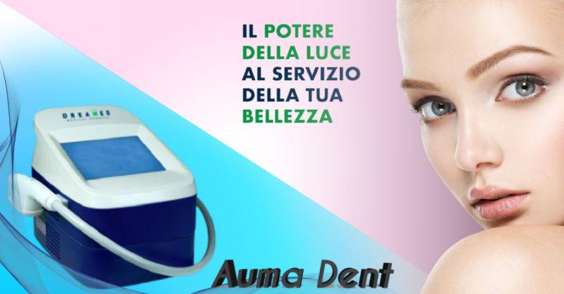 AUMA DENT Offerta trattamenti anti acne roma - occasione rimozione capillari viso roma