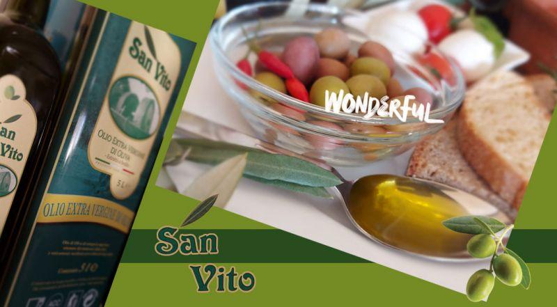 Olio San Vito - offerta azienda agricola calabria olio extravergine oliva – promozione produzione olio extravergine oliva calabrese
