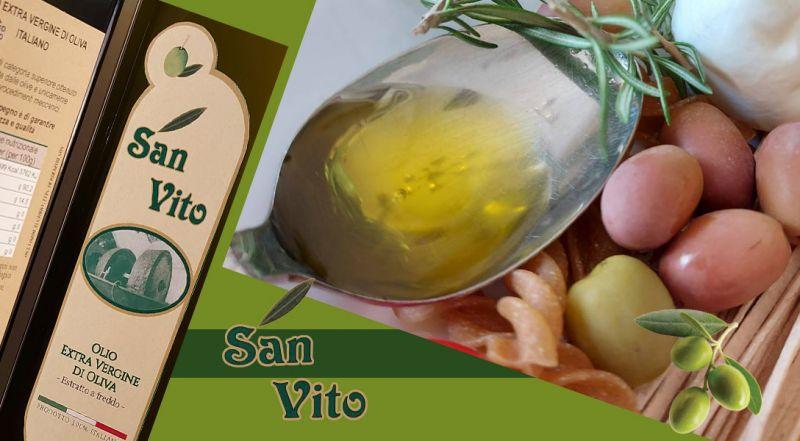 Olio san vito - promozione produzione olio oliva calabrese azienda agricola - occasione olio extravergine oliva azienda agricola calabrese