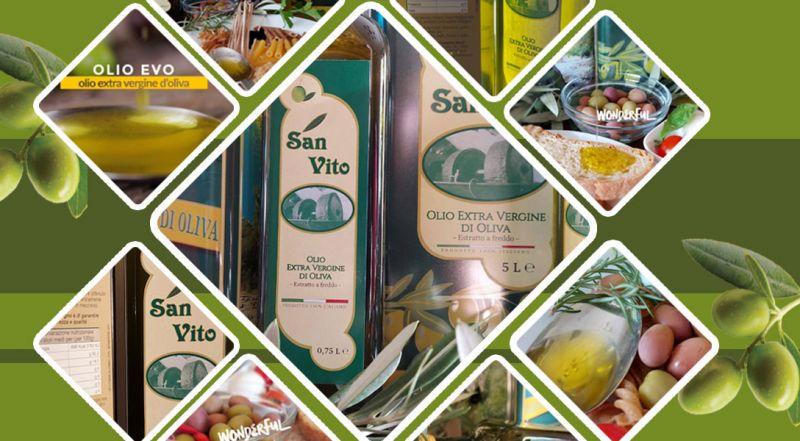 Olio san vito - offerta vendita olio extravergine oliva calabrese – occasione vendita e produzione olio extravergine oliva calabrese