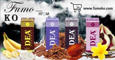 offerta shop online liquidi dea per sigaretta elettronica vicenza occasione acquisto liquidi pronti per sigaretta