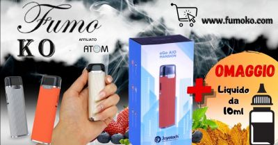 fumo ko promozione sigaretta elettronica joyetech ego aio mansion shop online treviso