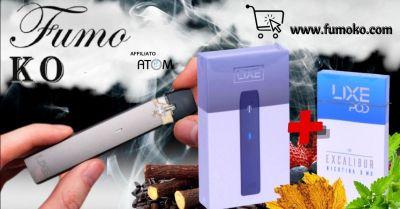 fumo ko promozione shop online sigaretta elettronica lixe con cartucce usa e getta verona
