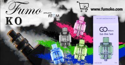 fumo ko promozione acquisto online innokin gomax atomizzatore usa e getta monouso rovigo
