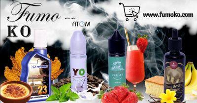 fumo ko offerta atomizzatori componenti per sigaretta elettronica vendita online verona