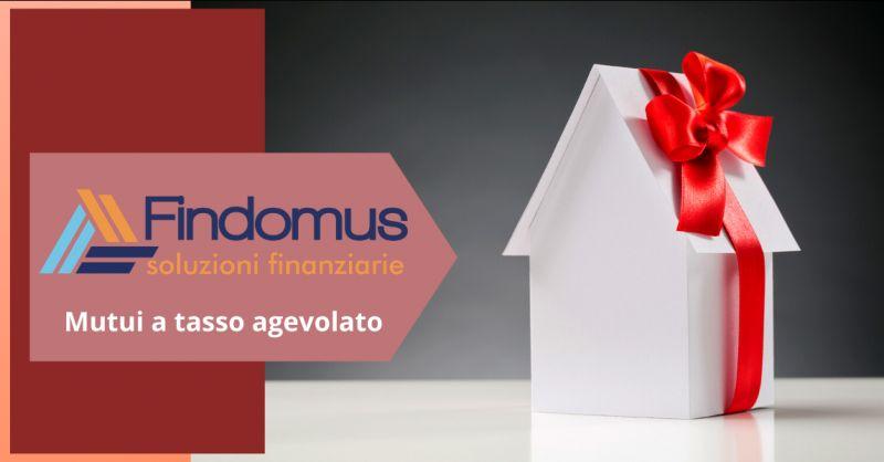 FINDOMUS  - Offerta mutuo a tasso agevolato roma