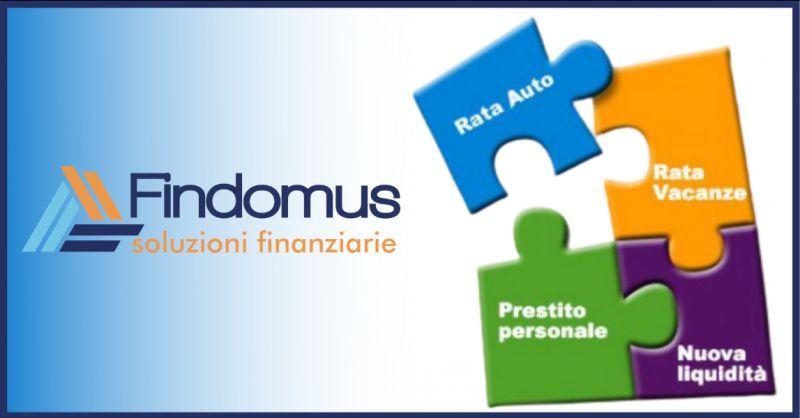 FINDOMUS Offerta consolidamento debiti roma - occasione rifinanziamento prestiti in corso roma