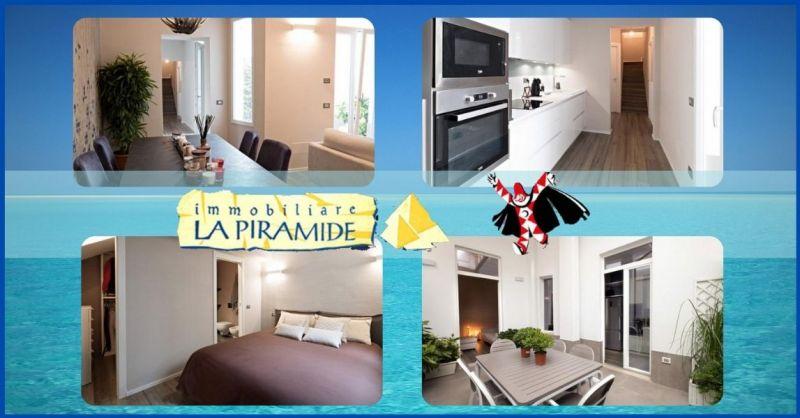 occasione appartamento sul mare in Versilia - offerta appartamento arredato mobili Design