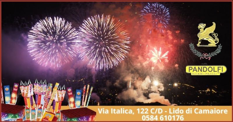 offerta pirotecnica e Fuochi d Artificio a Lucca - occasione negozio fuochi d artificio