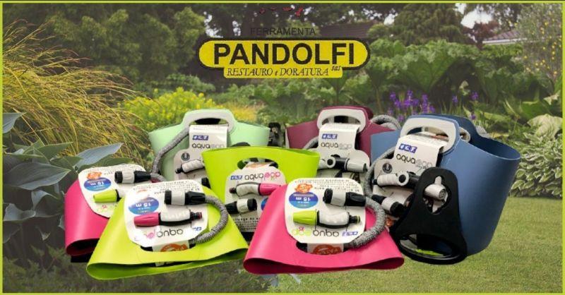 promozione kit per irrigazione giardini piante e fiori Versilia - PANDOLFI SAS