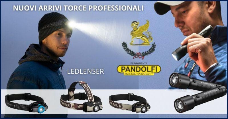 offerta torce professionali LEDLENSER Lucca e Versilia - PANDOLFI SAS