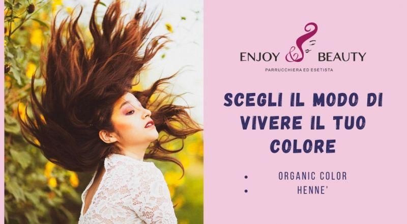 Occasione colorazione di capelli senza ammoniaca a Mirano Venezia – offerta colorazione dei capelli naturale a Mirano Venezia
