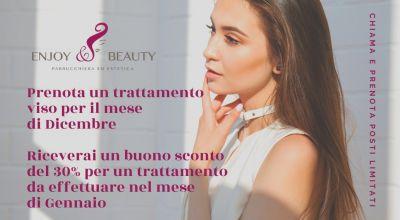 offerta regala un trattamento viso a natale a venezia occasione trattamenti viso skin care scontati a venezia