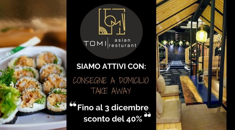 Offerta sushi con asporto e take away a Vercelli a Novara– Occasione menù sushi Asian resturant a Vercelli a Novara