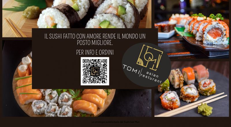 Occasione vendita sushi da asporto a Vercelli a Novara – offerta suhi all you can eat, consegna a domicilio a Vercelli a Novara
