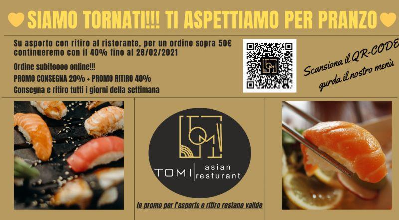 Offerta ristorante sushi all you can eat a Vercelli a Novara– occasione sushi con servizio a domicilio e servizio asporto a Vercelli a Novara