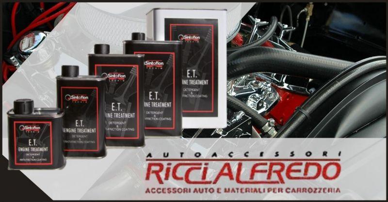 promozione additivi per auto SINTOFLON - offerta additivi per manutenzione auto Lucca