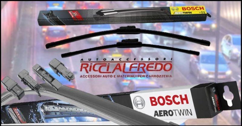 occasione vendita spazzole tergicristallo Bosch - offerta ricambi auto migliori marche