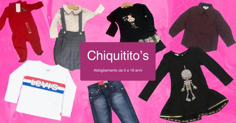 Offerta Abbigliamento 0 16 Anni Ancona - Occasione Giubbotti Pantaloni per Bambini Ancona