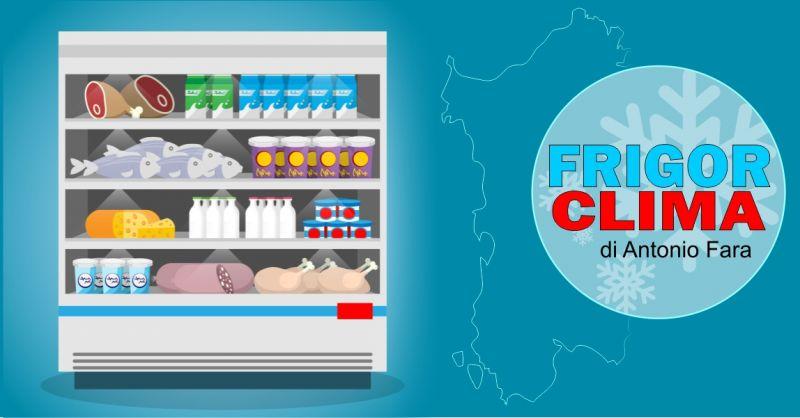 FRIGOR CLIMA - offerta installazione impianti refrigerazione su misura uso civile e industriale