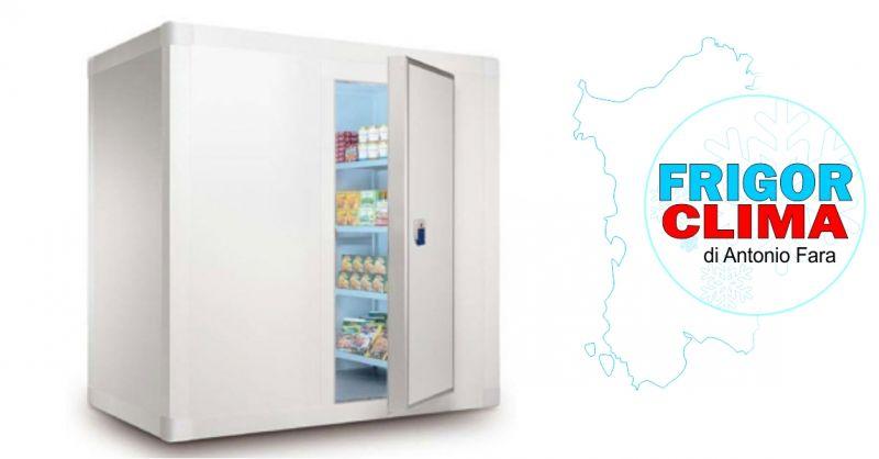 FRIGOR CLIMA - offerta installazione celle frigo modulari per uso industriale