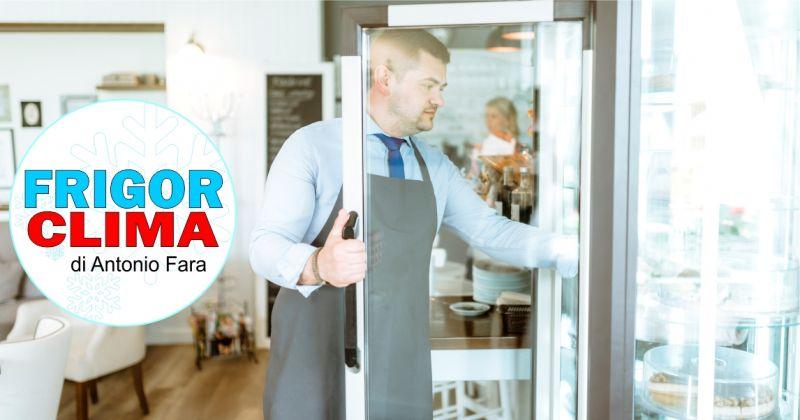 FRIGOR CLIMA - offerta soluzioni d arredo per la refrigerazione industriale