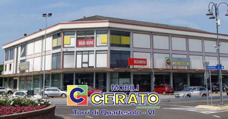 Mobili Cerato - Trola mobilificio con showroom arredamento casa ufficio in provincia di Vicenza