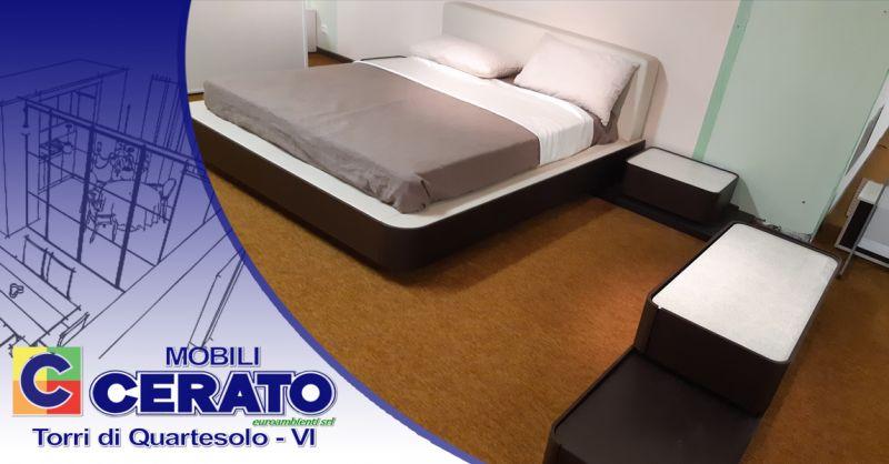Offerta Camera da letto Matrimoniale in rovere Vicenza - Occasione Vendita Camera Matrimoniale in Rovere Vicenza