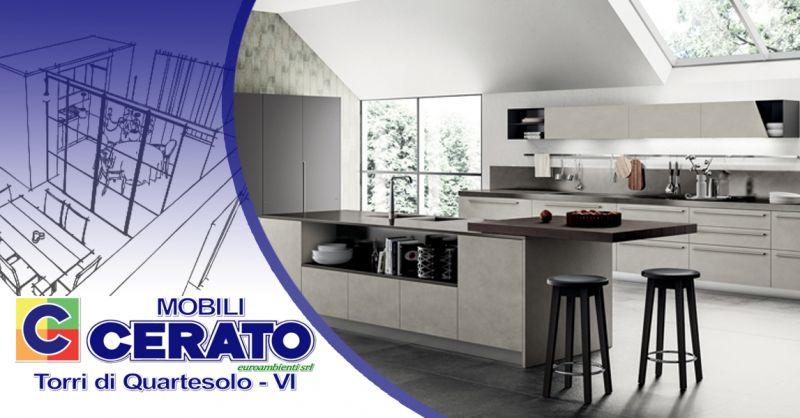Offerta Vendita Cucine Scavolini Vicena - Occasione Cucine Moderne marchio Scavolini Vicenza