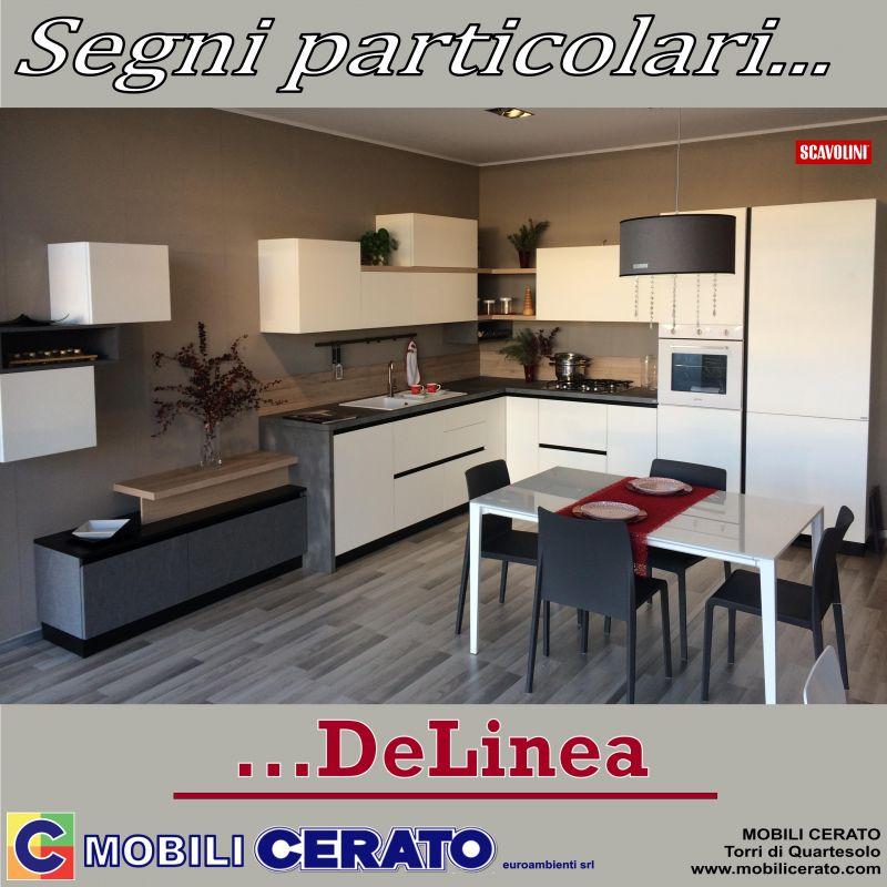 Occasione vendita nuova cucina DELINEA Verona Padova Vicenza