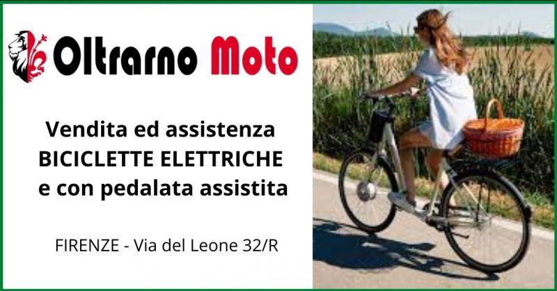 OLTRARNO MOTO - occasione vendita e assistenza bicicletta con pedalata assistita