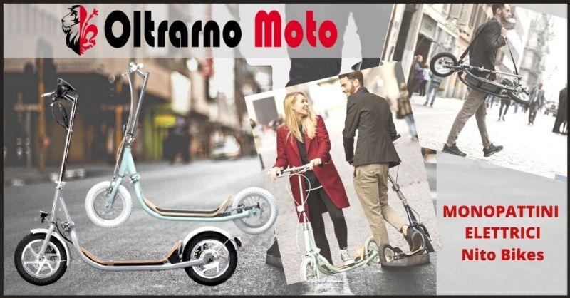 occasione monopattino elettrico Firenze - promozione negozio monopattini elettrici Nito