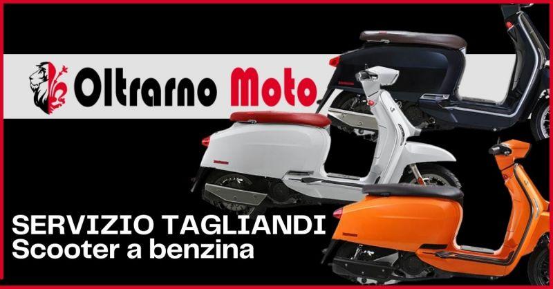 promozione tagliando scooter a benzina Firenze - OLTRARNO MOTO