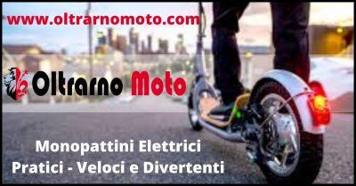 offerta monopattini elettrici e veicoli elettrici firenze oltrarno moto