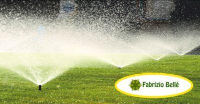 belle fabrizio offerta irrigazione giardino occasione impianti di irrigazione massa carrara
