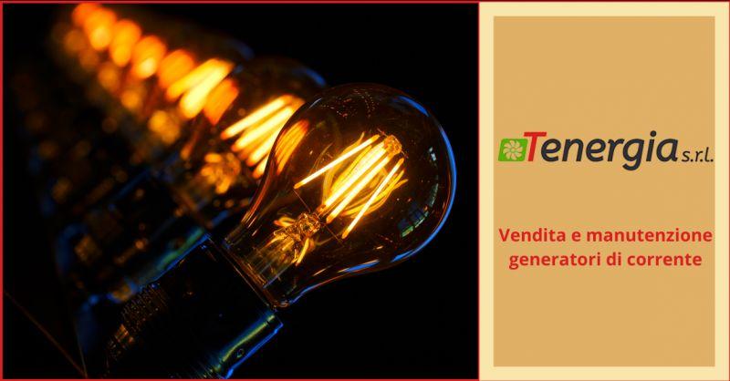 Offerta vendita gruppi elettrogeni gpl Viterbo - occasione generatori di corrente frosinone