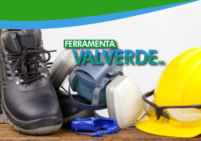 FERRAMENTA VALVERDE offerta scarpe professionali antinfortunistiche lavoro cantiere