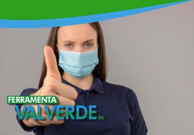ferramenta valverde offerta mascherine chirurgiche dispositivi protezione individuale